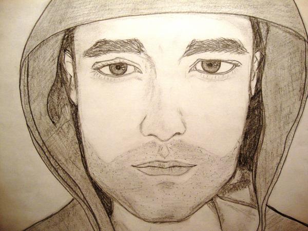 Robert Pattinson by joannna